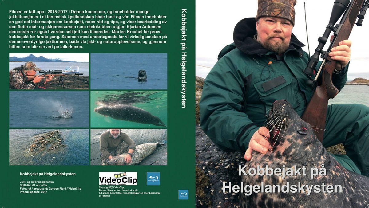 Kobbejakt på Helgelandskysten